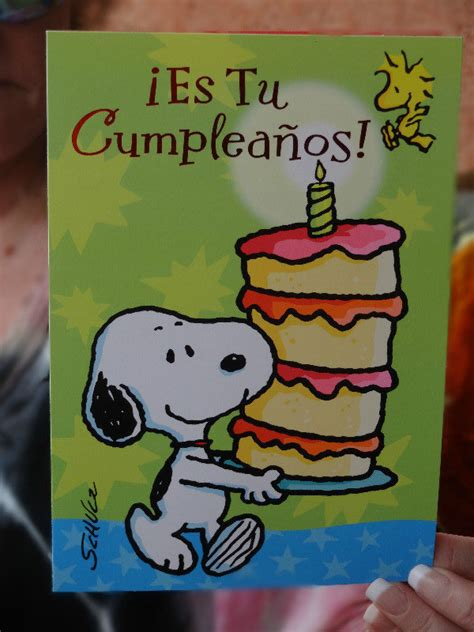 Diy Place Cards by Snoopy Birthday Cards Free Images