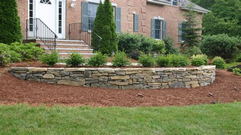 Retaining Wall Designs Ideas Landscaping Stone Retaining Retaining Walls Garden
