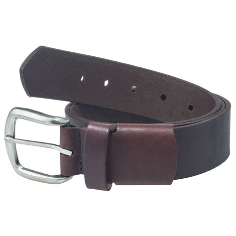 working person s store belts unisex brown 18222e usa made