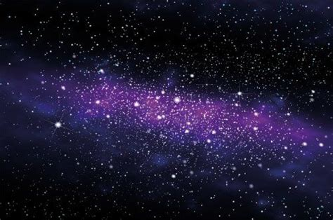 sternenhimmel le galaxy photo wallpaper space mural starry sky