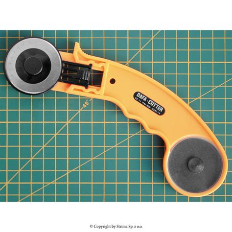 Cutter Rotary Roller Blade 45mm strima dafa rc 11 45mm roller cutter large l 2 blades rb