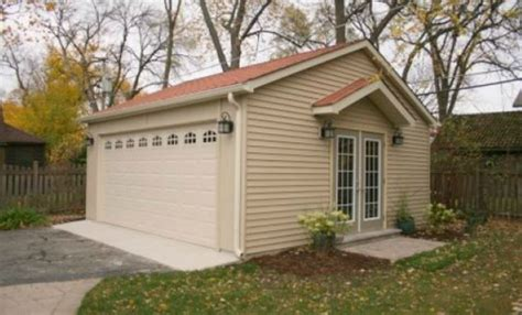 Chicagoland Garage Builders by Build Your Garage Chicago Shed Builders Chicagoland