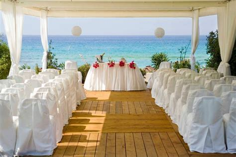 Weddings at Nissi Beach in Cyprus   Wedding Packages Abroad