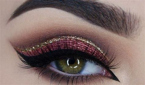 Glitter Makeup how to wear glitter makeup without looking like a disco trend to wear