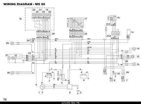 2000 yamaha pw50 wiring diagram wire auto wiring diagram