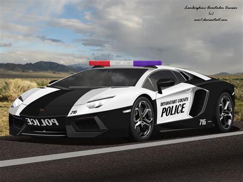 police lamborghini aventador aventador cruiser by evov1 on deviantart