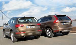 Xc60 Vs Audi Q5 2014 Volvo Xc60 Vs 2014 Audi Q5 Autos Post