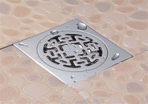 bathroom floor drain free shipping copper shower floor drain bathroom toilet