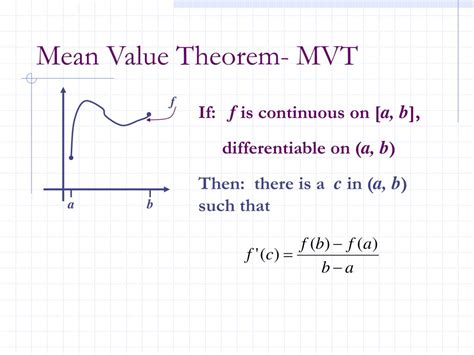 ppt 3 2 rolle s theorem and the mean value theorem