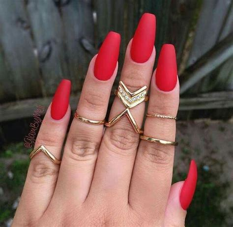 solid nail colors matte nails solid color nails diy nails false
