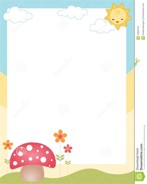 cute page borders free download google search diy