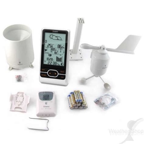 oregon scientific wmr86n wireless home weather station