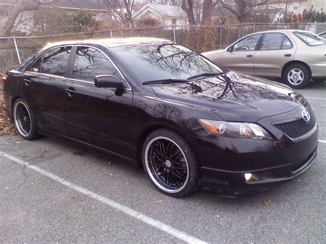 Toyota Camry 2008 Rims Toyota Camry Ruff Racing R281 Wheels And Tires Wheelfire