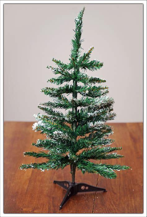 mini weihnachtsbaum 60cm 3 farben kleiner tannenbaum