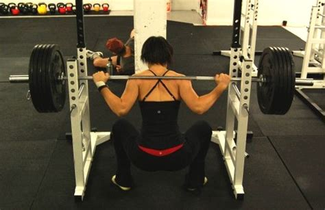 Top Squat Bar by Dangerous To Use Barbell Squat Without Padding Physical