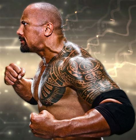 Dwayne Johnson Getting Tattoo | cool tattoo design apps for android ifabworld