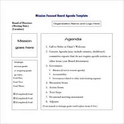 governance meeting agenda template 9 meeting outline templates free word pdf documents