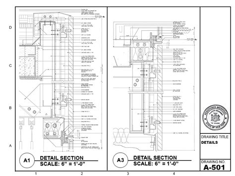 section working drawing jonathan ochshorn lecture notes arch 2614 5614 building