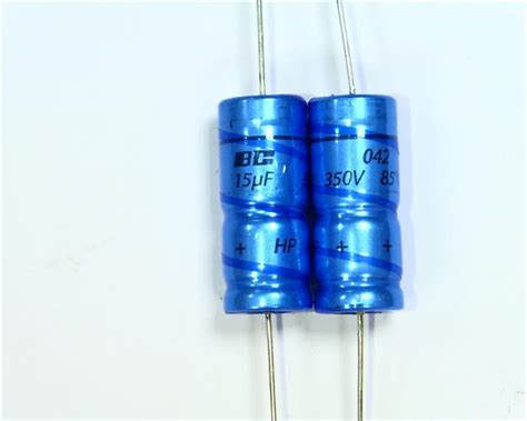 electrolytic capacitor getting 5 x electrolytic capacitor 15 181 f 350v dc 30mm x 12mm vintage valve repairs ebay