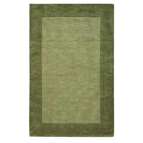 rugs home decorators collection home decorators collection melrose sage 5 ft 3 in x 8 ft