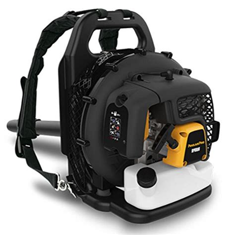 poulan pro backpack blower poulan pro 967039201 40v blower 110 mph 390 cfm cruise