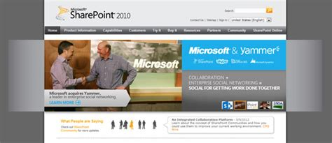 Sharepoint And Powerpoint 2010 Powerpoint Presentation Free Sharepoint Site Templates