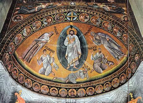 church of the virgin transfiguration of jesus idle speculations transfiguration on mount sinai