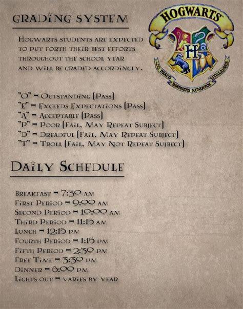 harry potter report card template de 25 bedste id 233 er inden for hogwarts du vil synes om p 229