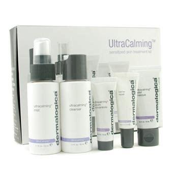 Pembersih Muka Nu Skin dermalogica kit perawatan pengamankan kuit jenis sensitif