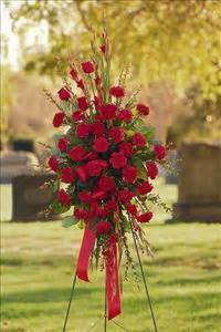 funeral service arrangementsmilitary patriotic flowers