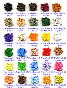 perler bead colors the beadsprites forum perler and hama color charts