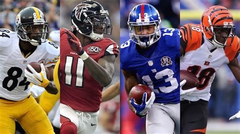 how to be a better wide receiver image gallery nfl receivers