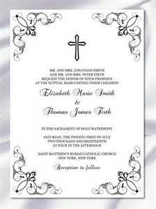 free baptism invitation templates printable 24 baptism invitation templates free sle exle