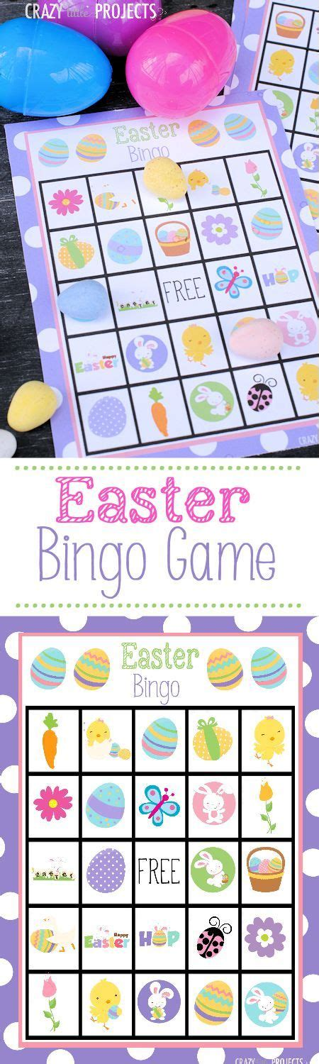 printable easter games easter bingo game thanksgiving i am and kid