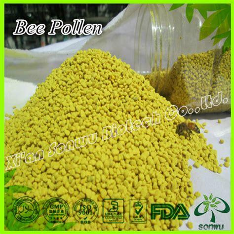 Bee Pollen Shelf shelf of bee pollen organic bee pollen products china
