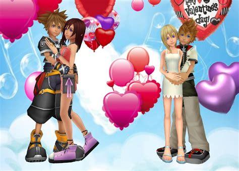 kingdom hearts valentines kingdom hearts s day by sorasprincesss on deviantart