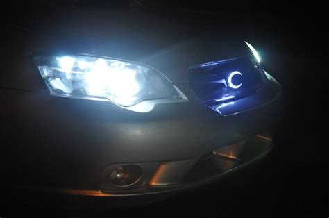 Diy Led Lights by Diy Led Lights And Led Subaru Badge Emblem 7695833626 L