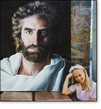 heaven is for real book picture of jesus akiane kramarik with prince of peace 110 pieces jigsaw