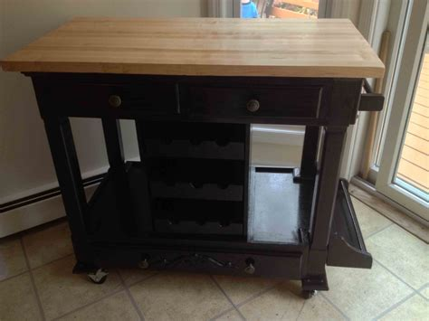kitchen layout workstation custom portable kitchen workstation by all solid wood