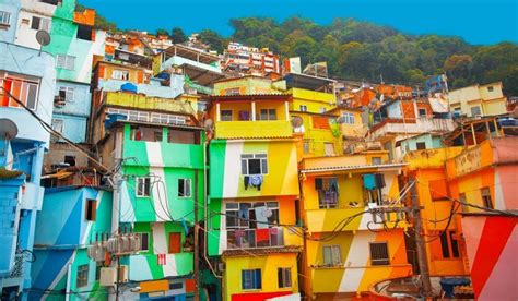 Paint Schemes For House by What Are The Favelas Of Brazil Worldatlas Com