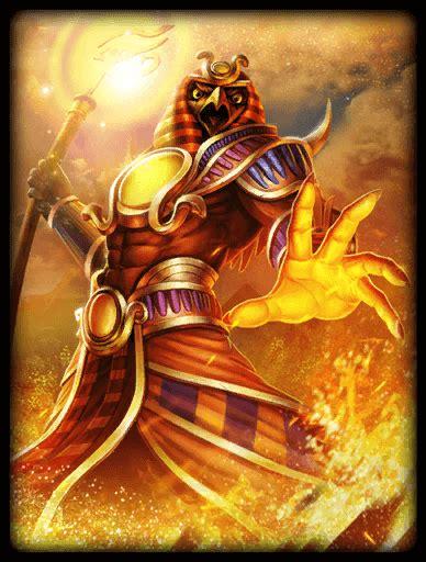 imagenes mitologicas egipcias ra smite gods guides on smitefire