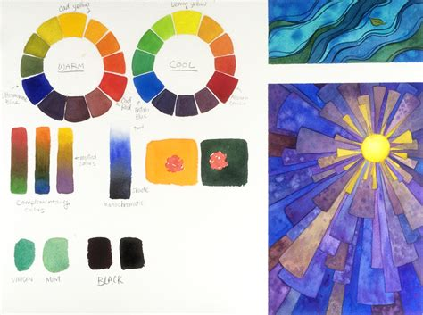 color theory basics color theory studying the world of color with isabella kung