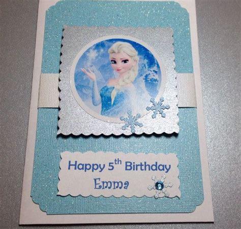 happy birthday frozen design 15 best frozen cards images on pinterest frozen birthday