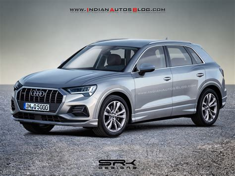 All New Audi Q3 2018 by Next 2018 Audi Q3 Rendered In Production Guise