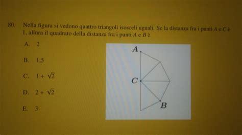 ingegneria test ingresso matematicamente it ottagono test ingresso ingegneria