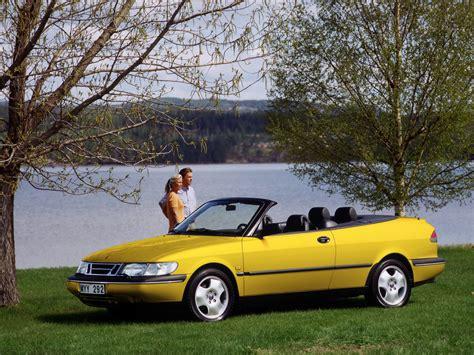 1994 1998 saab 900 convertible new generation 1997