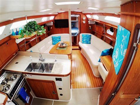 sailboat ideas best 25 sailboat interior ideas on pinterest sailboat