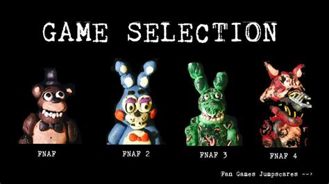 five nights at freddy s fan games five nights at freddy s jumpscare simulator fnaf 1 2 3 4