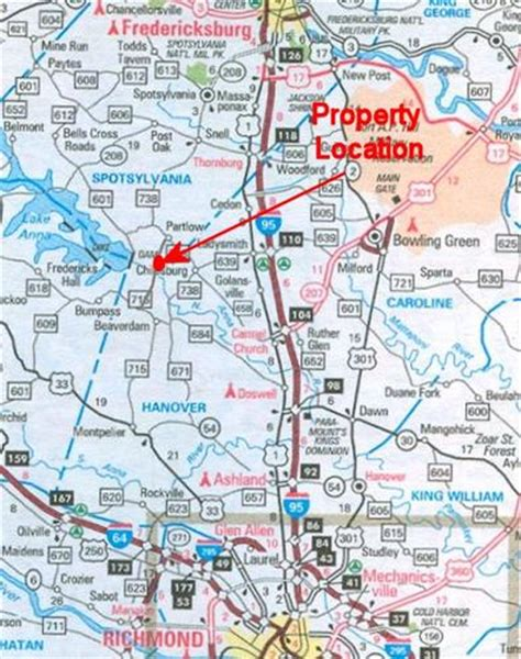 Spotsylvania County Property Records Archived Land Near 5 67 Acres In Spotsylvania County At Mt Olive Rd 22534 Partlow