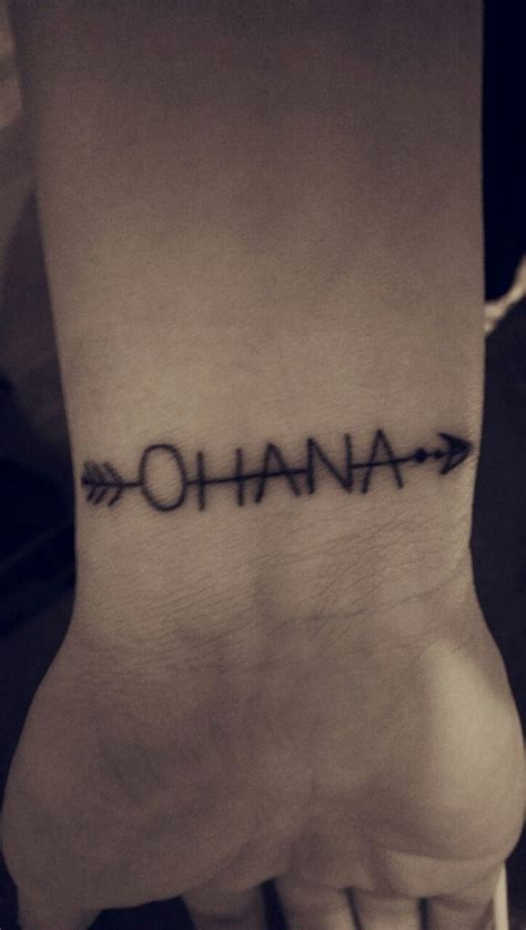 google tattoos ohana means family www pixshark